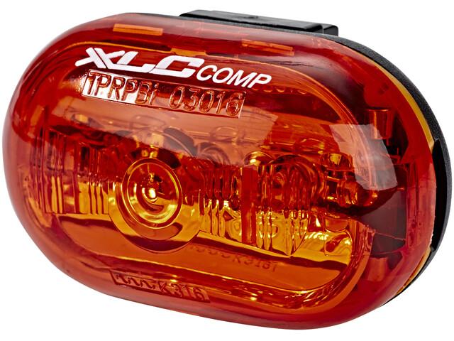 XLC Comp Oberon 5X CL-R09 Rückleuchte StVZO für alle Räder
